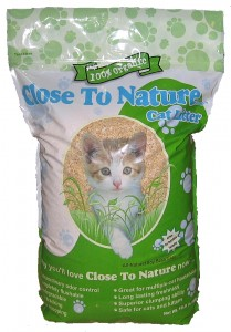 Close To NatureNow Eco-friendly Cat Litter