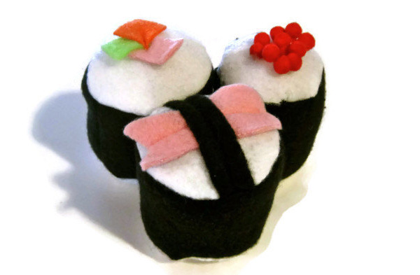 SushiCatToy
