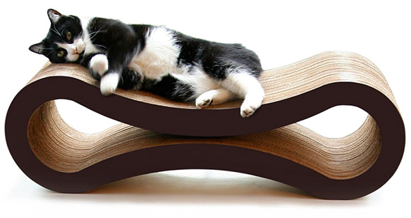 PetFusion Recycled Cardboard Cat Scratcher Review